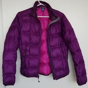 Eddie Bauer Retro Down Puffy Jacket